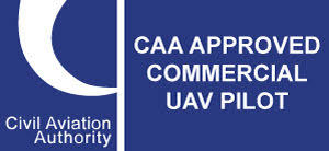 CAA Approved Drone Filming