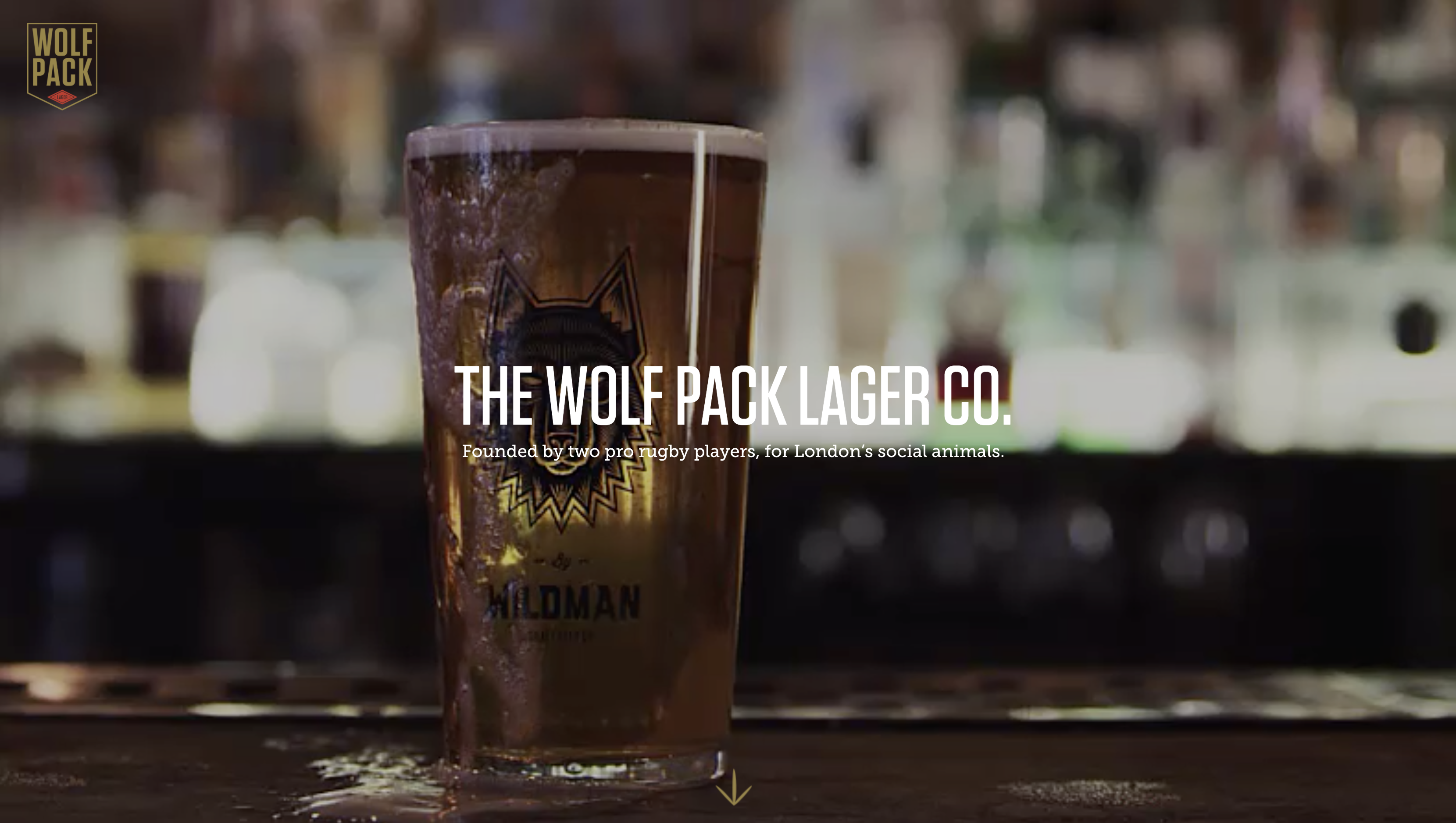 Wolf Pack Lager