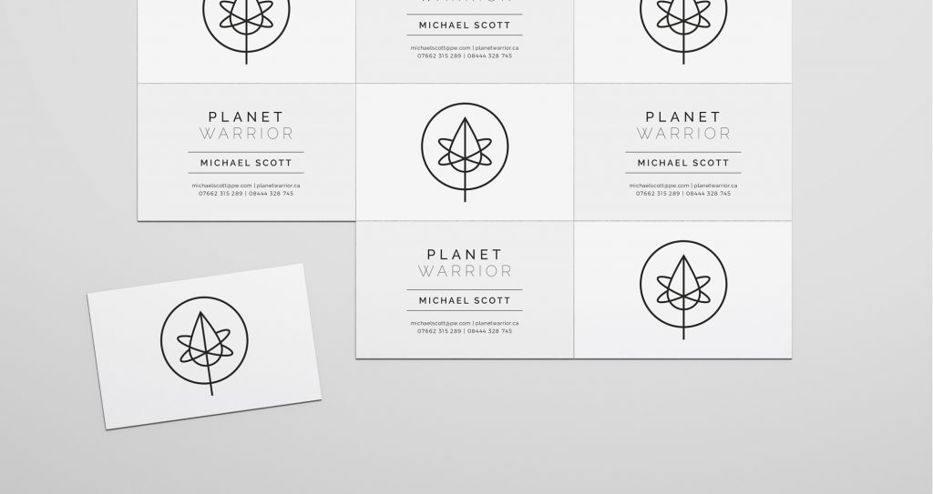 Branding with an environmental swing