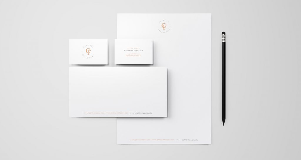 Branding for a music management collective