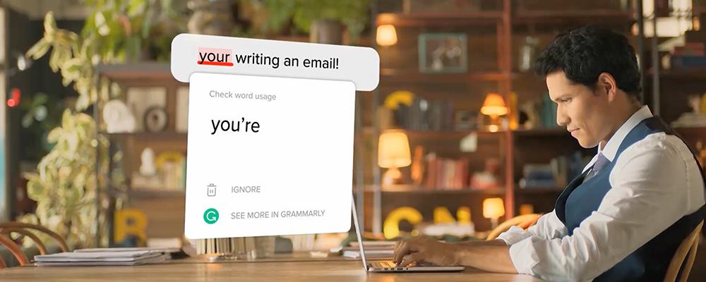 Grammarly customer story